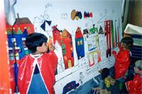 intervention à l'école maternelle grange bateliere